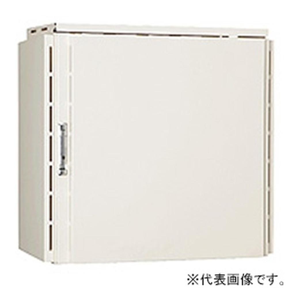 日東工業 HUB収納キャビネット 19インチヨコ置タイプ 屋外遮光板付 片扉 横760×縦843×深430mm THR40-78YDC-F