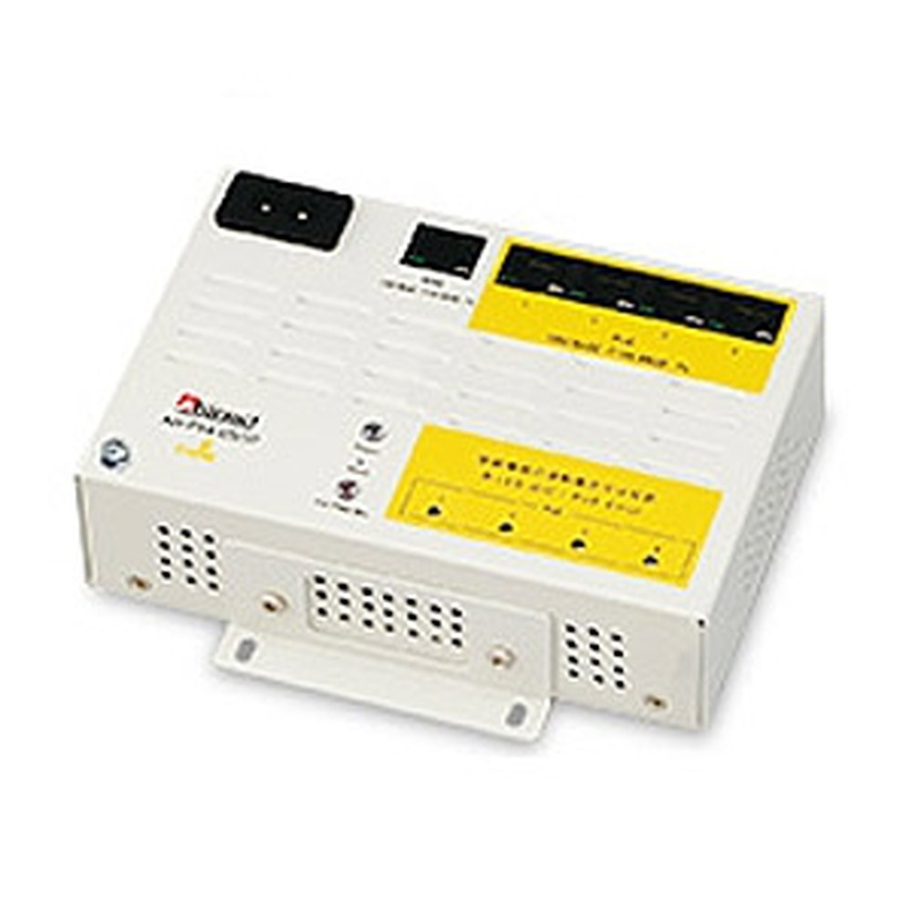 Abaniact PoE対応ギガスイッチングHUB 5ポート 高出力タイプ ベースマウント専用タイプ オートネゴシエーション機能付 AH-PS4-05GP