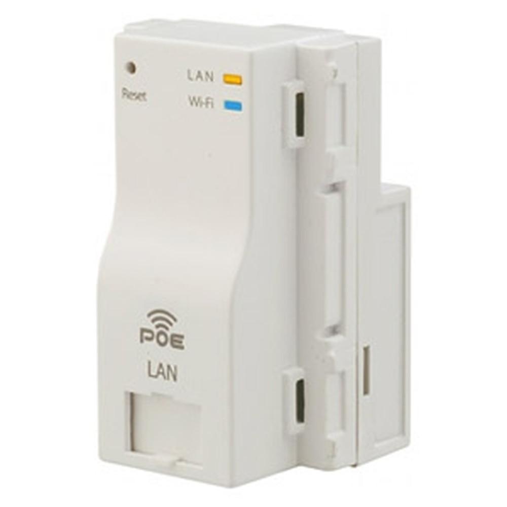 Abaniact Wi-Fi APユニット 11n・300Mbpsタイプ コンセント埋込型 PoEタイプ AC-PD-WAPU-P