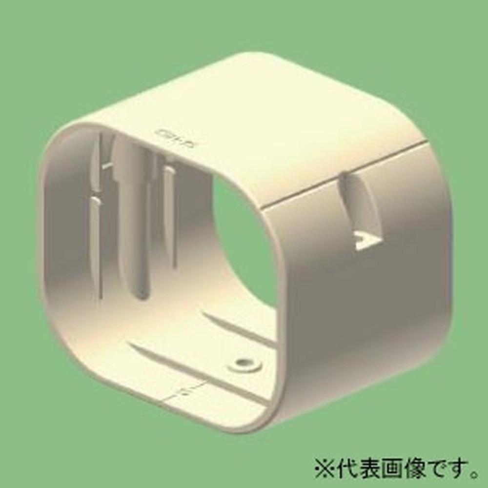 KANTO 【ケース販売特価 10個セット】 配管化粧カバー 直管継手 77タイプ グレー KSN-75-G_set