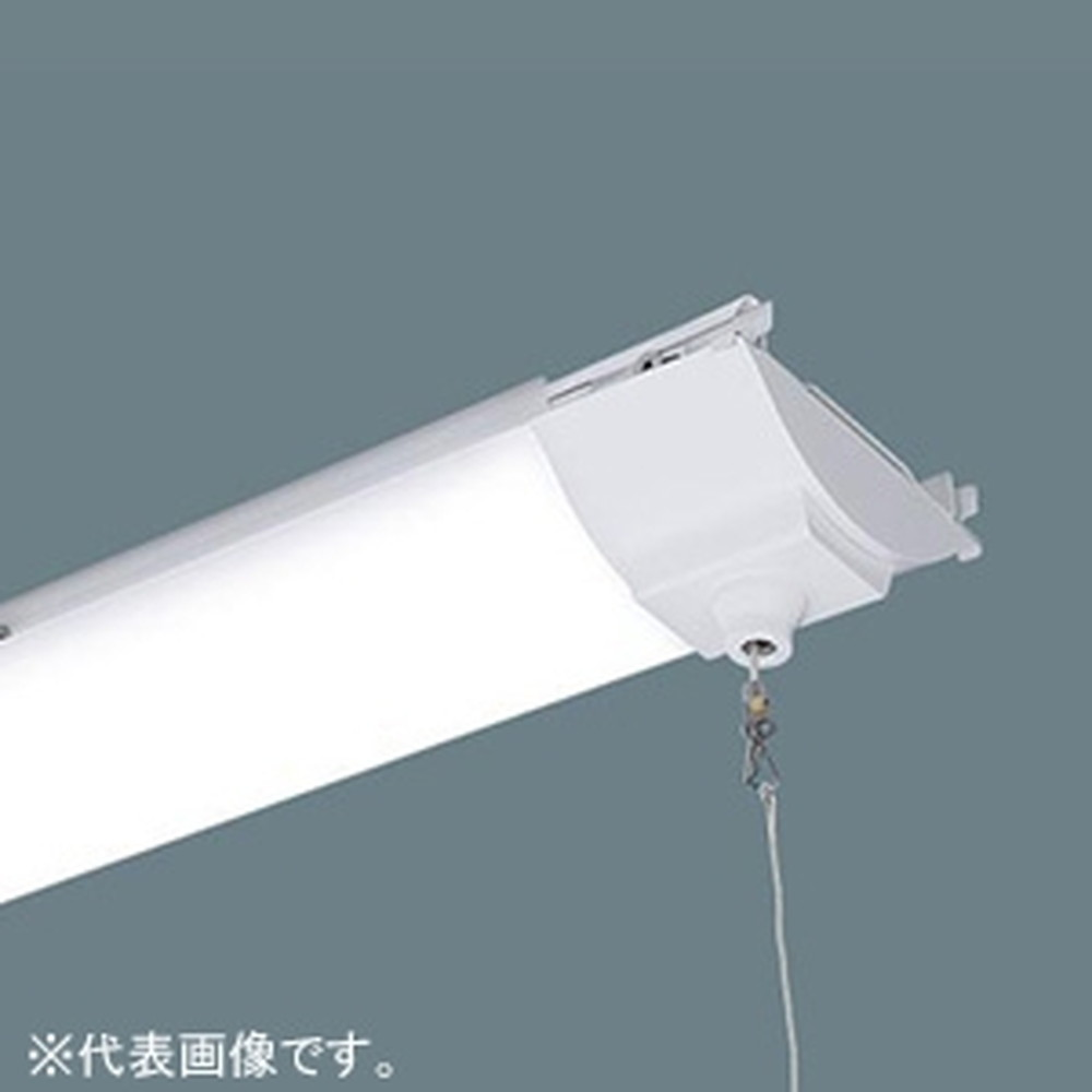パナソニック 【お買い得品 10台セット】 一体型LEDベースライト ライトバーのみ 《iDシリーズ》 20形 プルスイッチ付 800lmタイプ 非調光タイプ 昼白色 NNL2000PNJLE9_set
