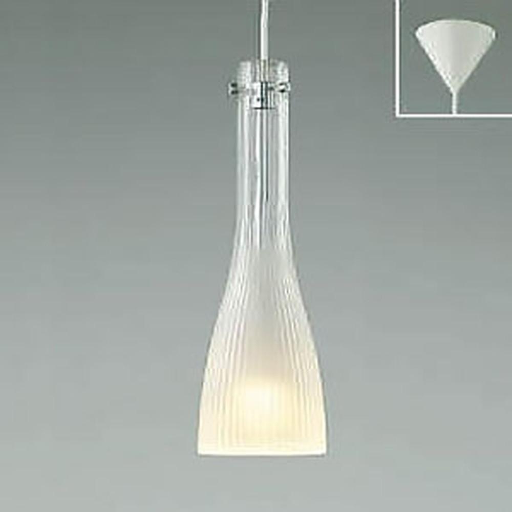 コイズミ照明 LEDペンダントライト フランジタイプ 白熱球60W相当 電球色 APE610395