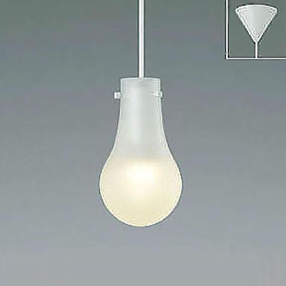 コイズミ照明 LEDペンダントライト 《R+》 フランジタイプ 白熱球60W相当 電球色 AP35746L