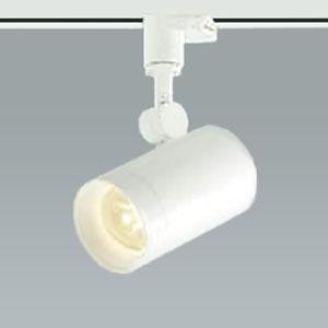 コイズミ照明 LED一体型スポットライト ライティングレール取付タイプ 調光タイプ 白熱球60W相当 電球色 中角タイプ ファインホワイト AS38225L