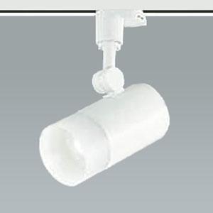 コイズミ照明 LED一体型スポットライト ライティングレール取付タイプ 調光タイプ 白熱球60W相当 昼白色 拡散タイプ AS38294L