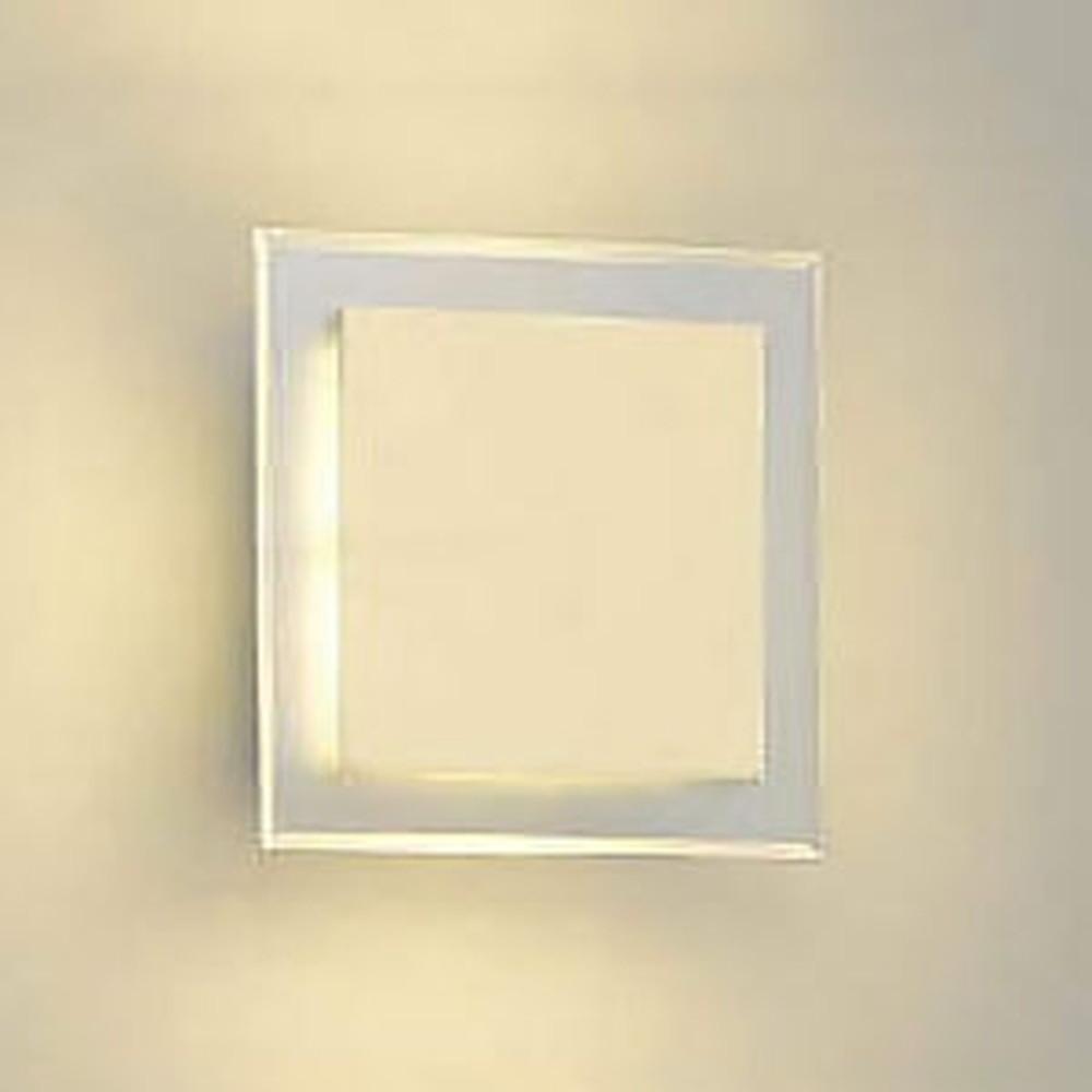 コイズミ照明 LED一体型ブラケットライト 白熱球60W相当 電球色 調光タイプ ホワイトウッド AB38366L