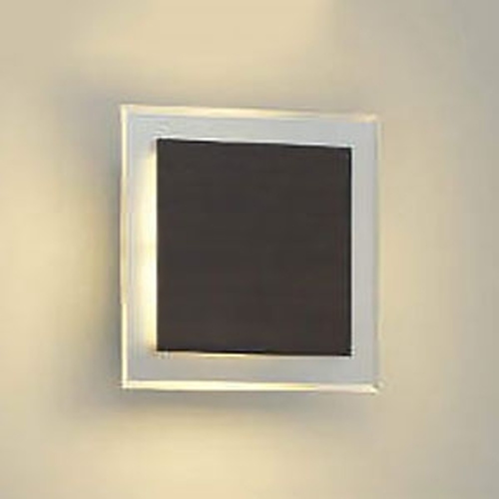 コイズミ照明 LED一体型ブラケットライト 白熱球60W相当 電球色 調光タイプ シックブラウン AB38369L