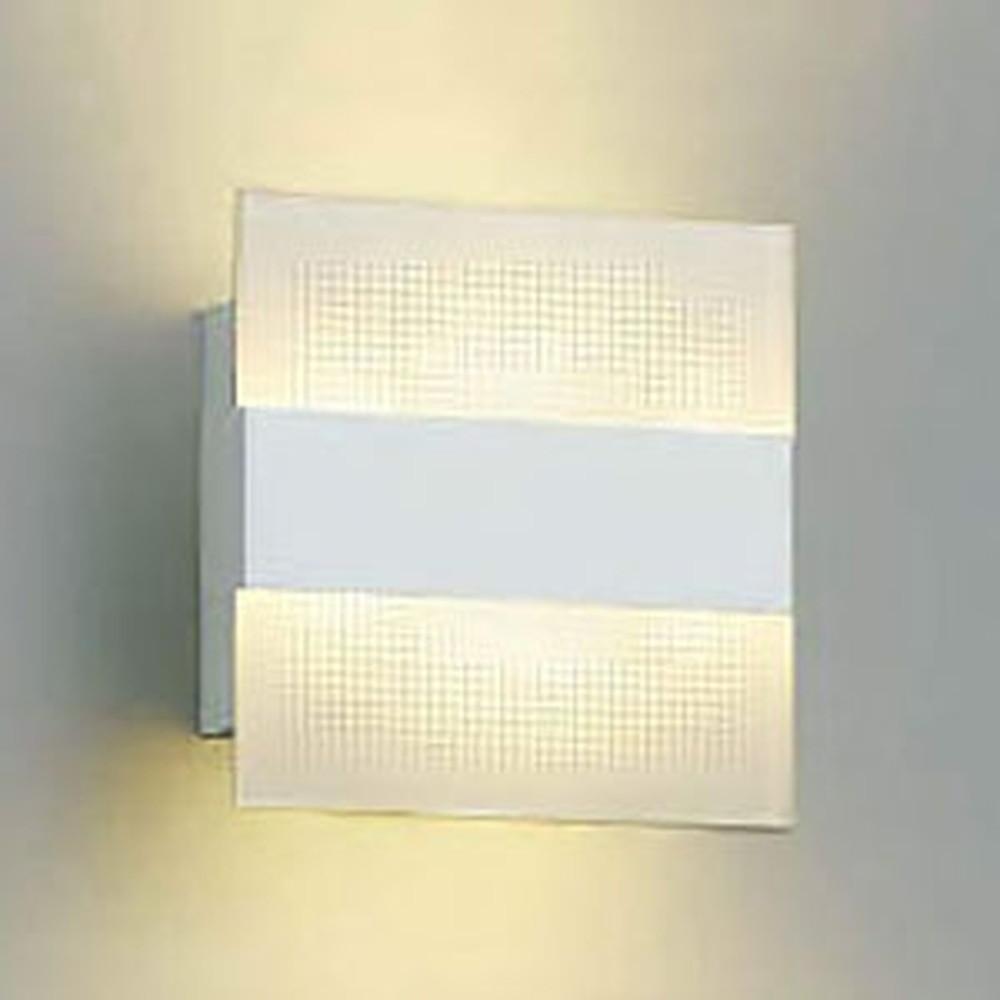 コイズミ照明 LED一体型ブラケットライト 間接タイプ 白熱球60W相当 電球色 調光タイプ ドット模様 AB38523L