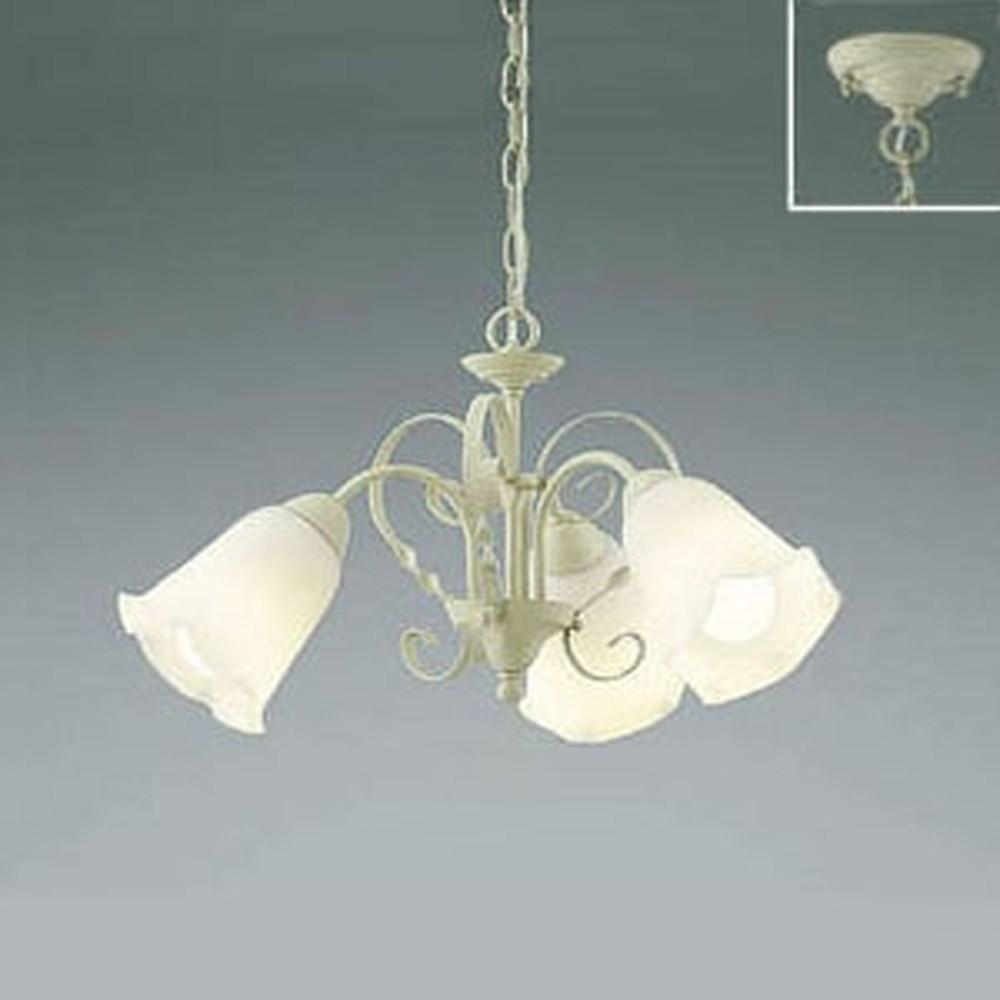 コイズミ照明 LEDペンダントライト 《FEMINEO》 フランジタイプ 白熱球60W×3灯相当 電球色 AP39687L