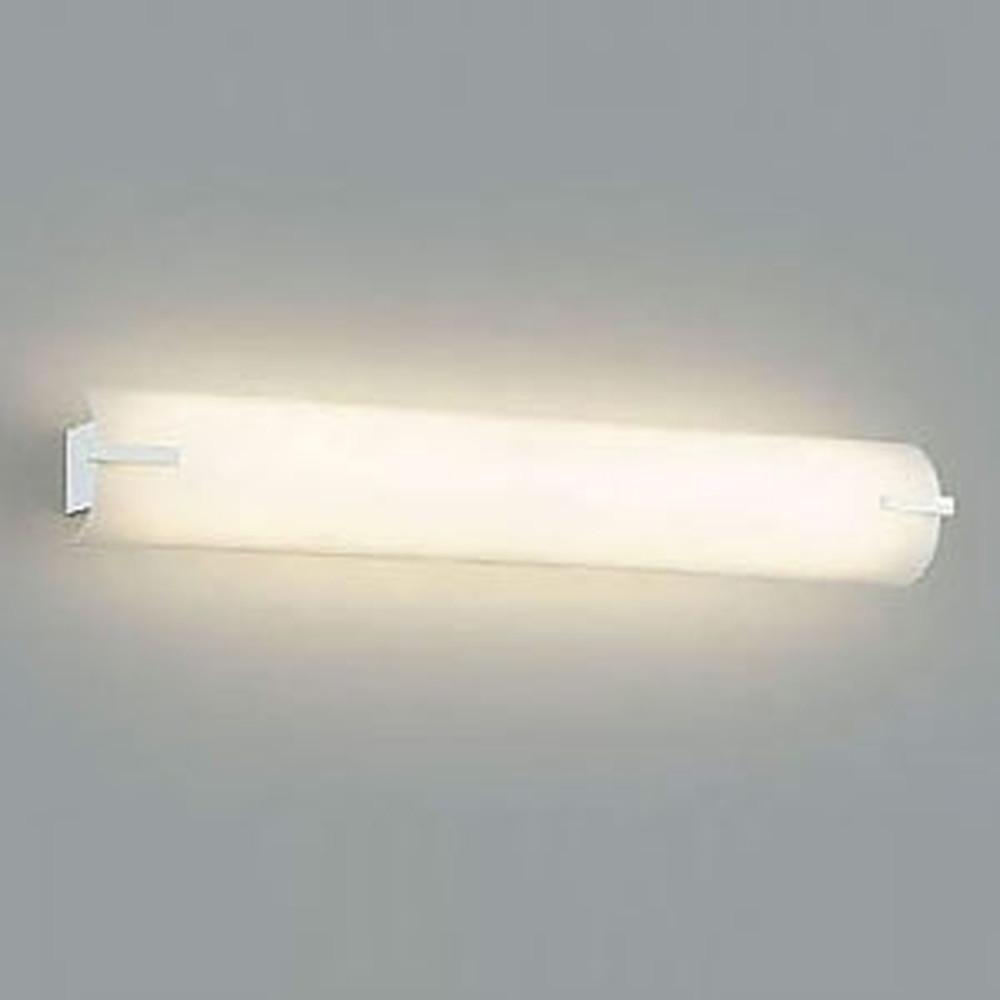 コイズミ照明 LED一体型鏡上灯 FL20W相当 電球色・昼白色 2光色切替タイプ スイッチ付 ファインホワイト AB40184L