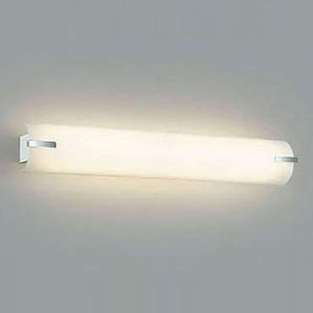 コイズミ照明 LED一体型鏡上灯 FL20W相当 電球色・昼白色 2光色切替タイプ スイッチ付 クローム AB40475L