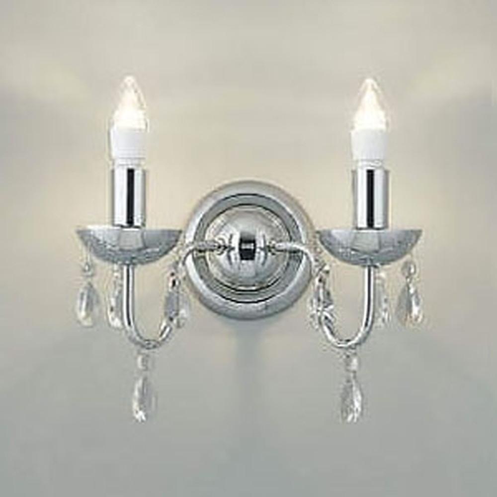 コイズミ照明 LEDブラケットライト 《Jewella》 白熱球40W×2灯相当 電球色 AB42099L