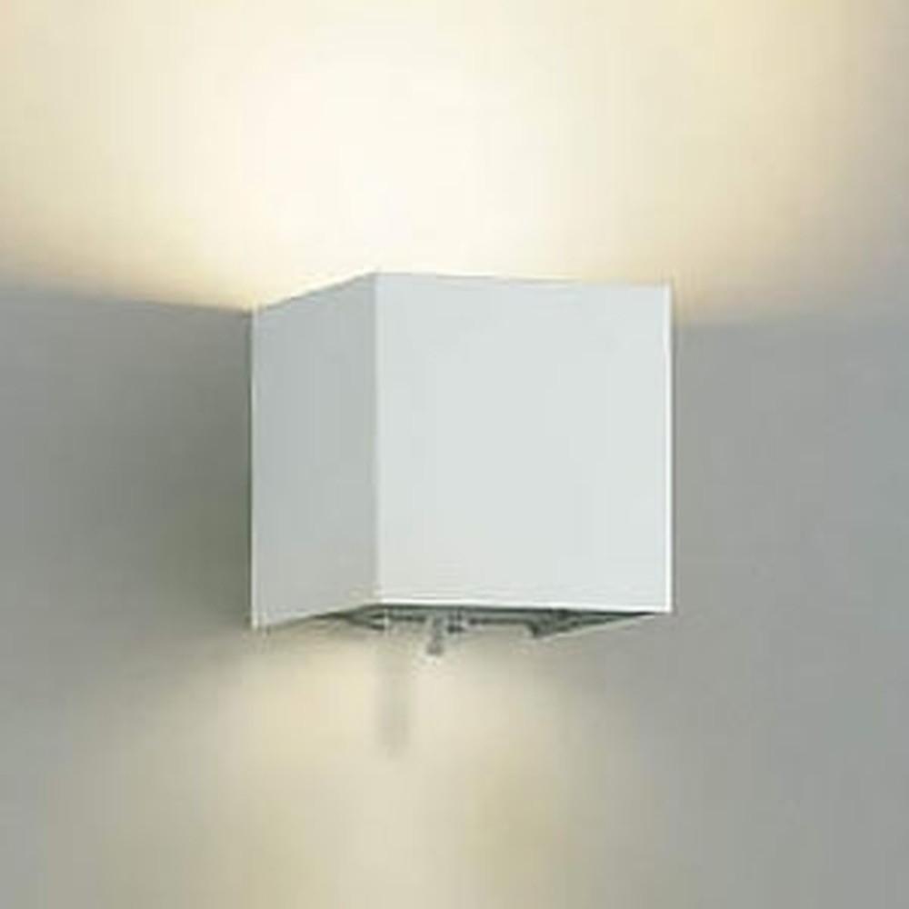 コイズミ照明 LED一体型ブラケットライト 《Multi Lux》 寝室用 配光切替タイプ 白熱球60W相当 電球色 上下配光タイプ スイッチ付 AB42176L
