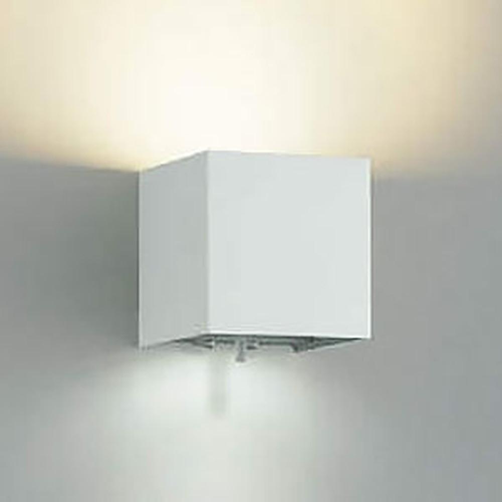 コイズミ照明 LED一体型ブラケットライト 《Multi Lux》 寝室用 配光切替タイプ 白熱球60W相当 電球色・昼白色 上下配光タイプ スイッチ付 AB42177L