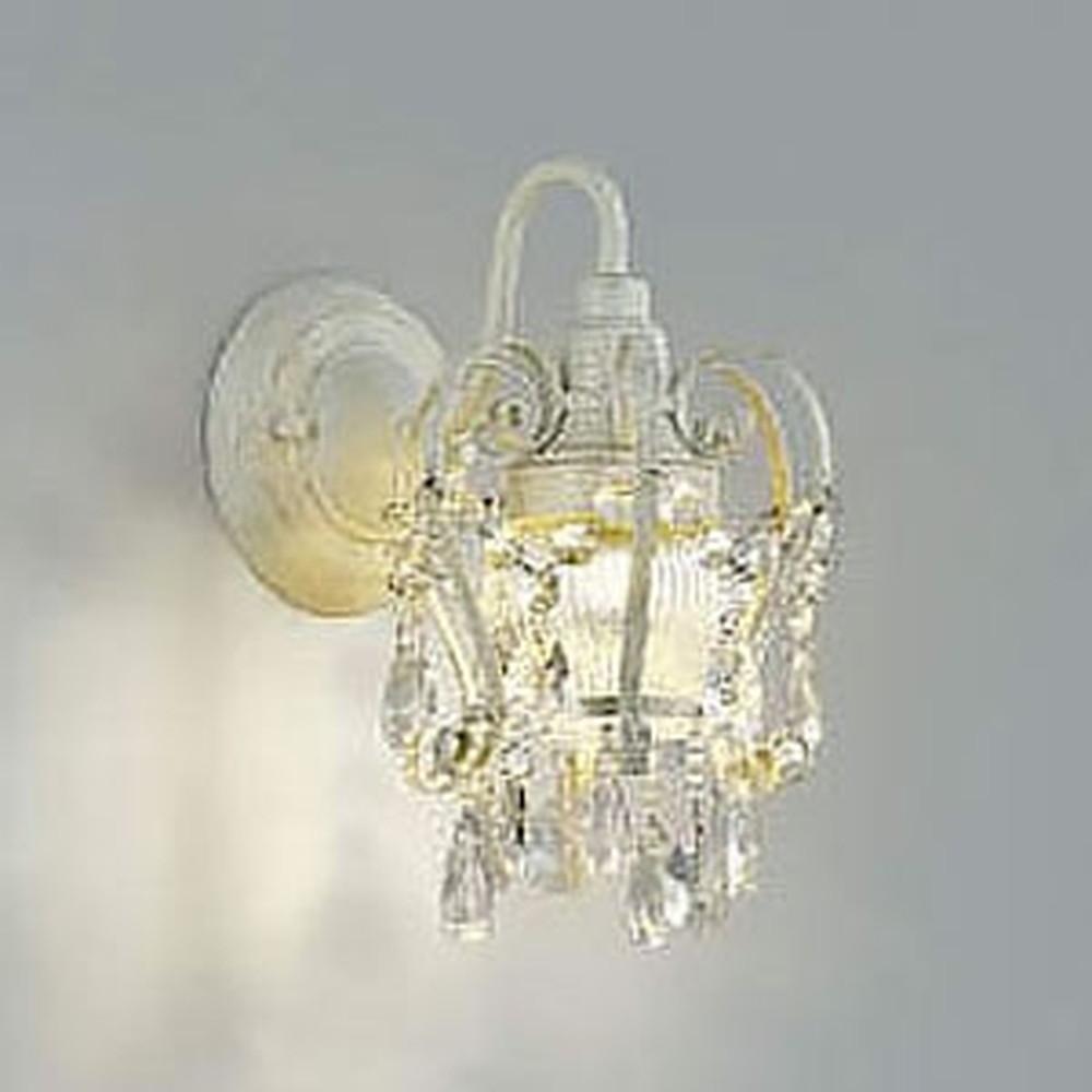 コイズミ照明 LEDブラケットライト 《Shabbylier》 白熱球60W相当 電球色 AB42288L