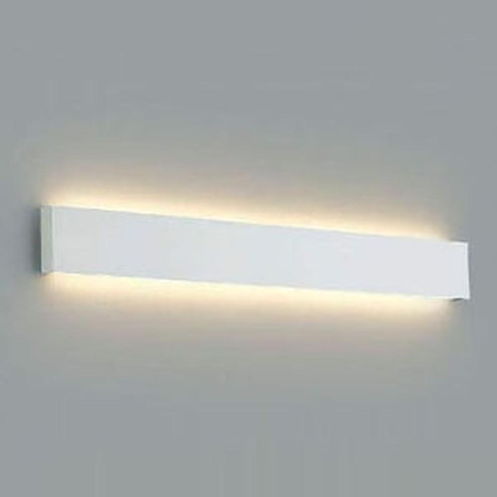 コイズミ照明 LED一体型ブラケットライト 《Multi Lux》 高天井用 FHF32W×2灯相当 電球色 配光切替タイプ 白 AB42540L