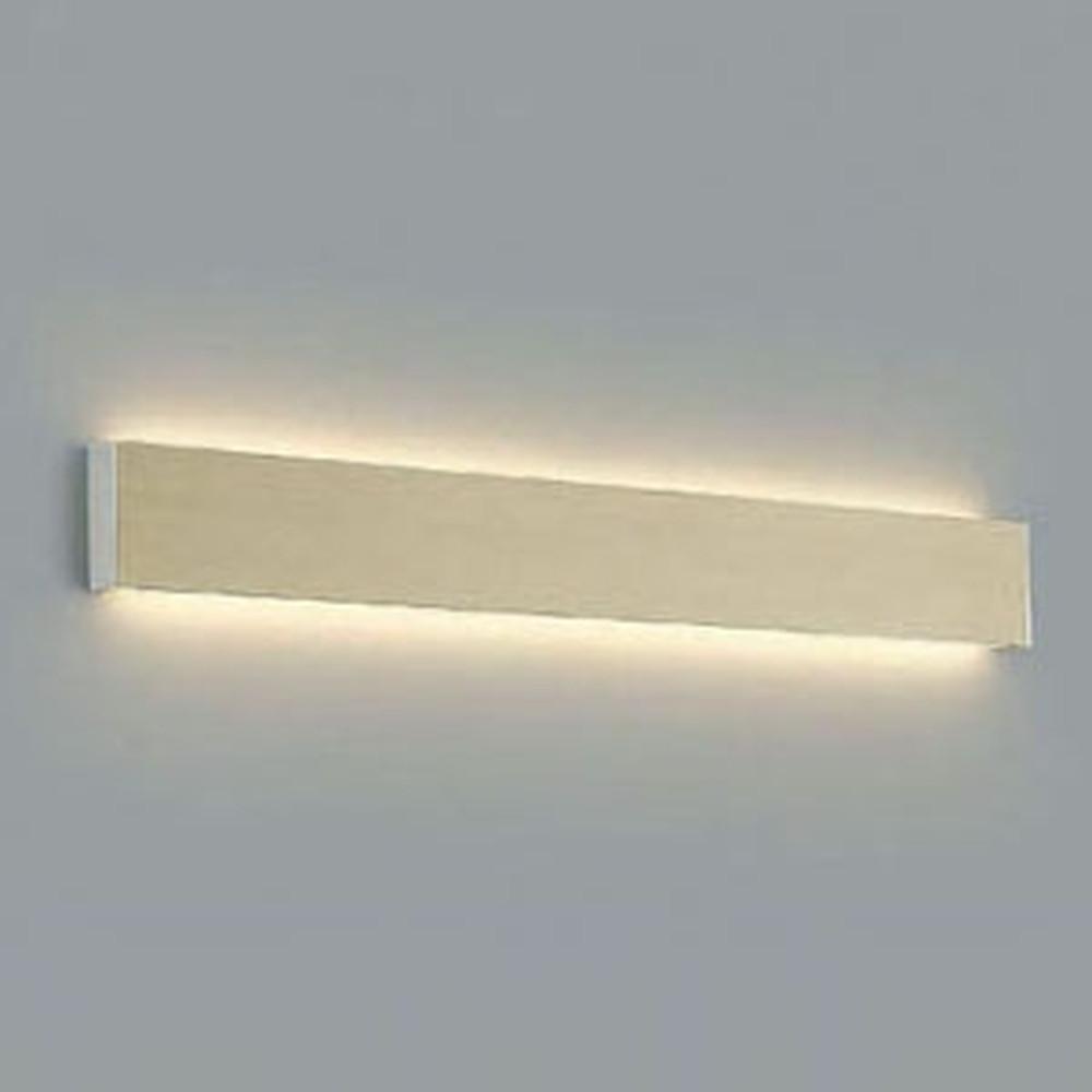 コイズミ照明 LED一体型ブラケットライト 《Multi Lux》 高天井用 FL40W×2灯相当 電球色 配光切替タイプ ナチュラルウッド AB42544L