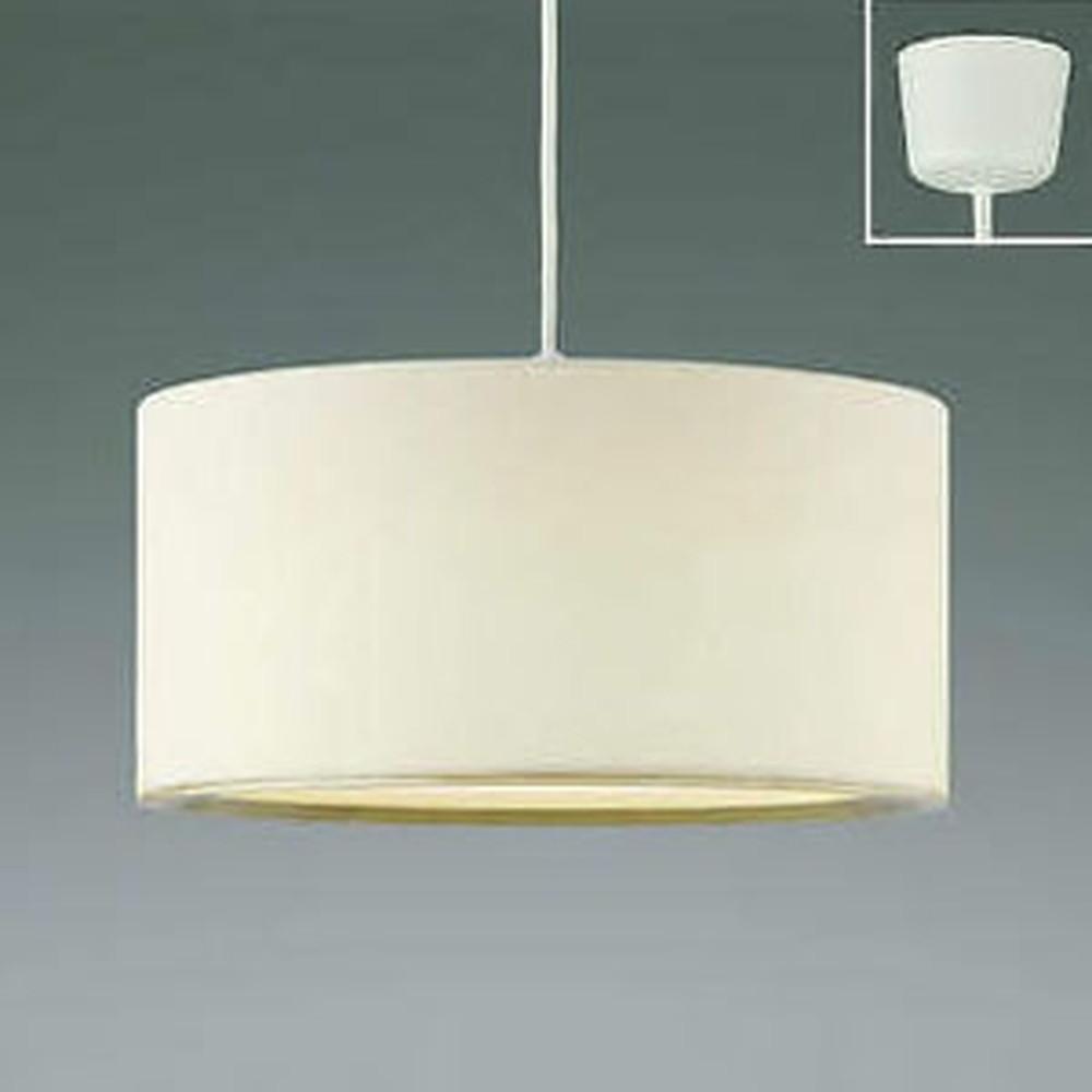 コイズミ照明 LED一体型ペンダントライト 《AMERSUCRE》 ~6畳用 電球色 白 AP43191L