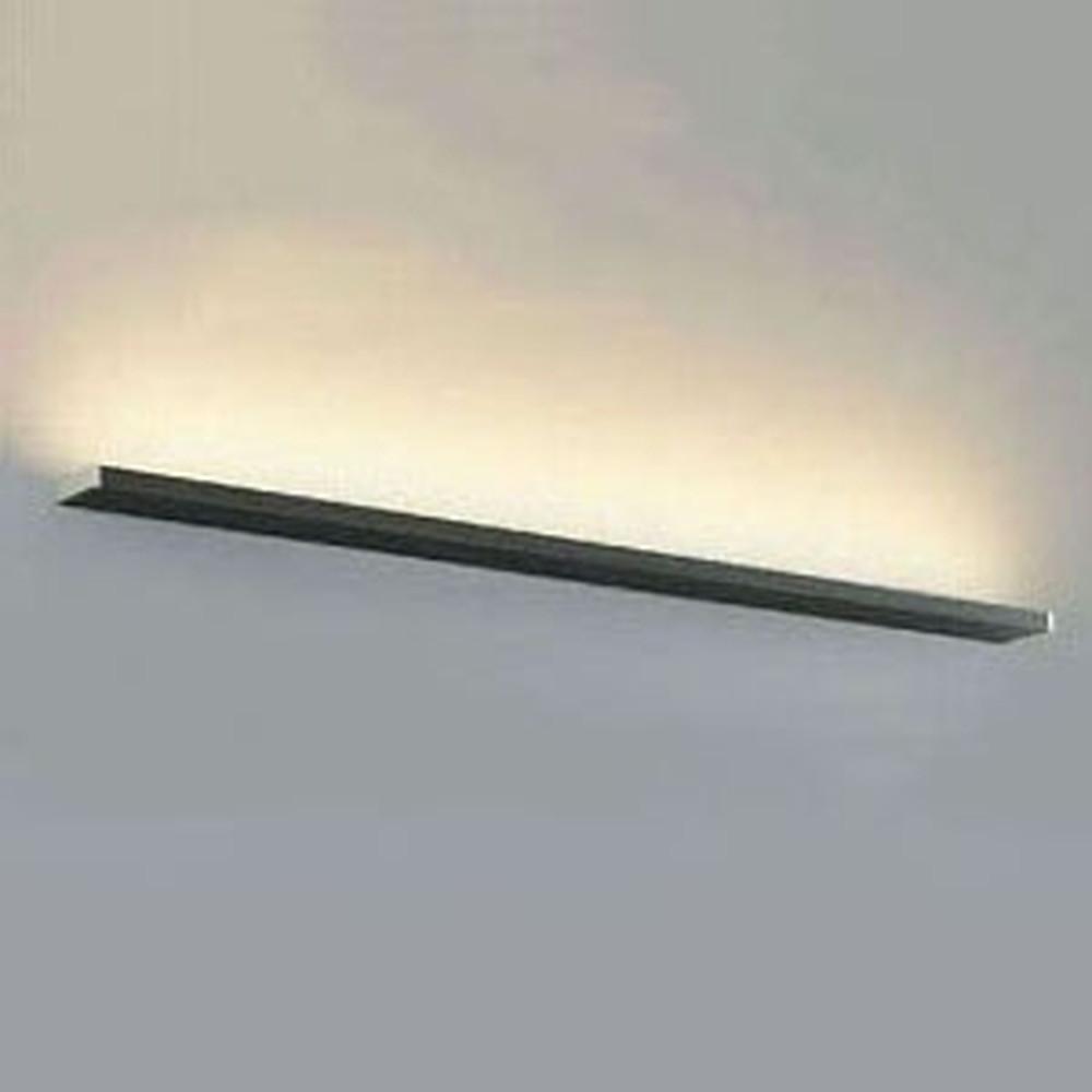 コイズミ照明 LED一体型ブラケットライト 《Limini》 天井・壁面・傾斜天井取付用 FHF32W相当 電球色 調光タイプ シックブラウン AB45342L