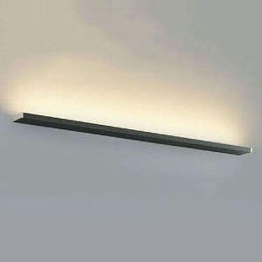 コイズミ照明 LED一体型ブラケットライト 《Limini》 天井・壁面・傾斜天井取付用 FL40W相当 電球色 シックブラウン AB45348L