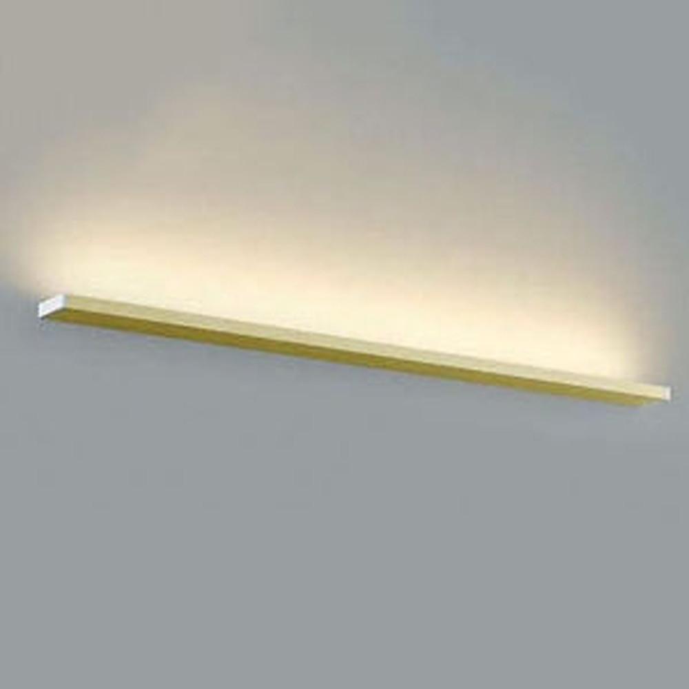 コイズミ照明 LED一体型ブラケットライト 天井・壁面・傾斜天井取付用 FHF32W相当 電球色~昼白色 調光・調色タイプ ナチュラルウッド AB45355L