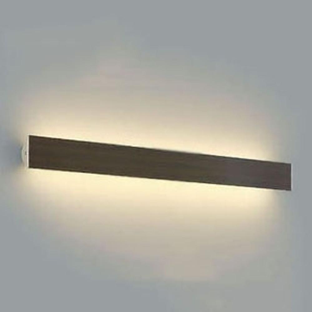 コイズミ照明 LED一体型ブラケットライト セード可動タイプ FL40W相当 電球色 調光タイプ ローズウッド AB45360L