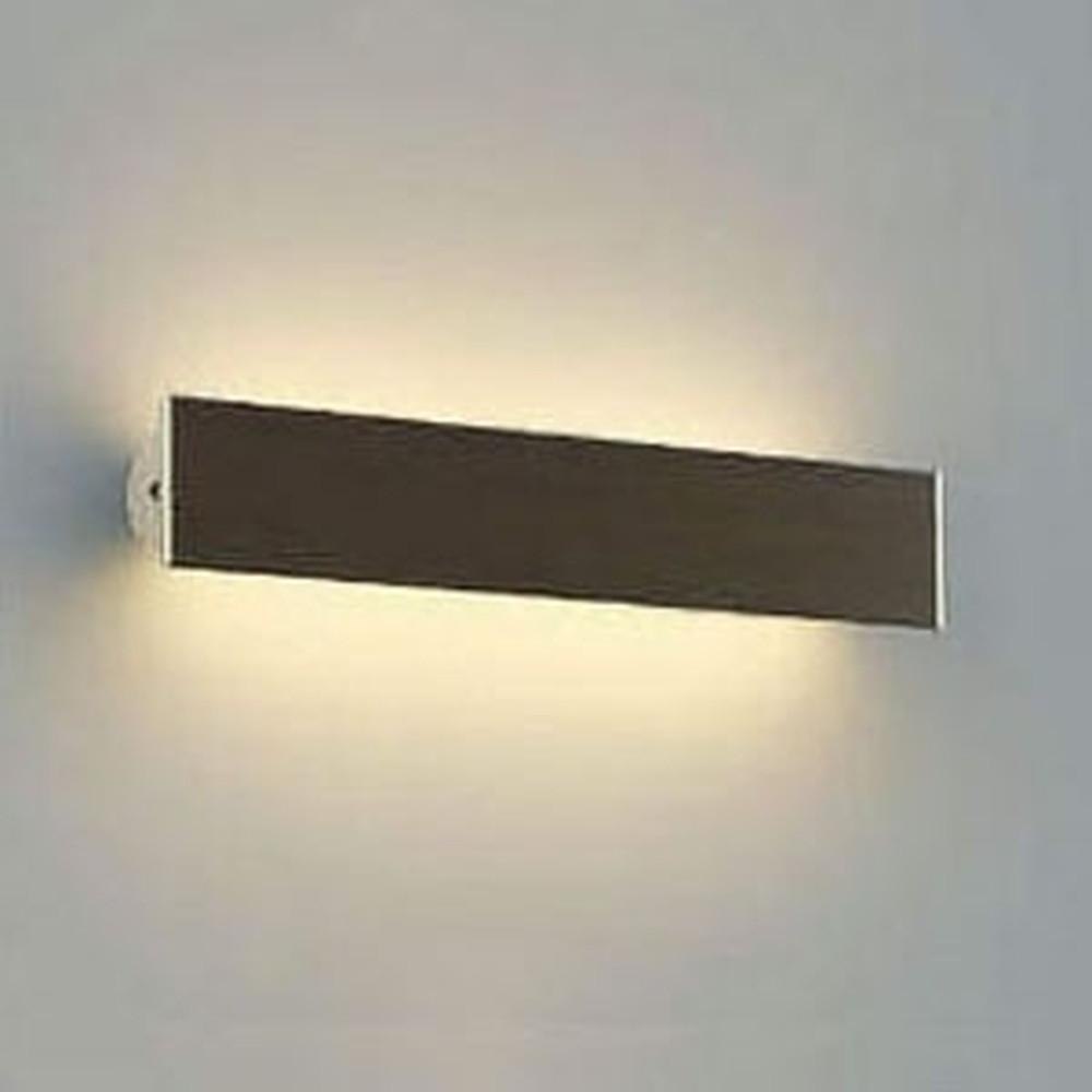 コイズミ照明 LED一体型ブラケットライト セード可動タイプ 電球色 調光タイプ ローズウッド AB45363L