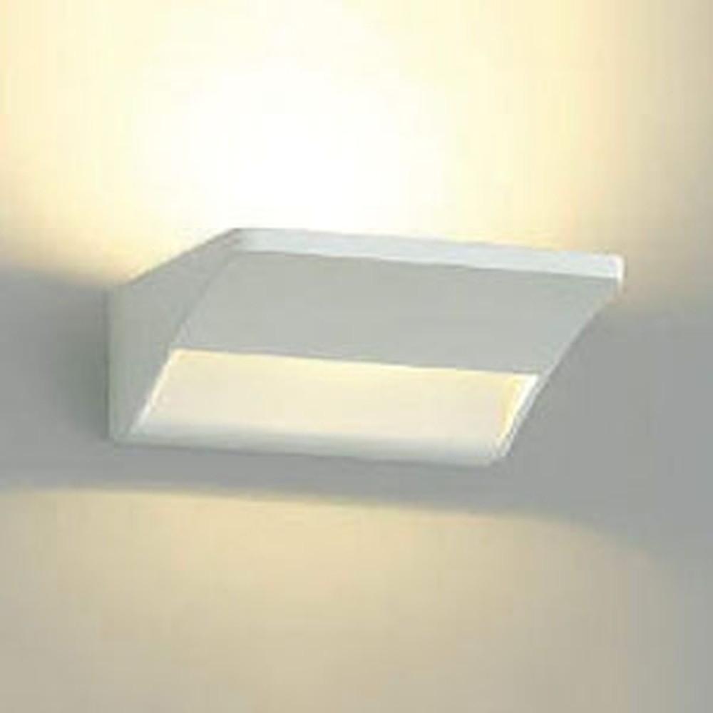 コイズミ照明 LED一体型ブラケットライト 白熱球100W相当 電球色・昼白色 2光色切替タイプ AB45610L