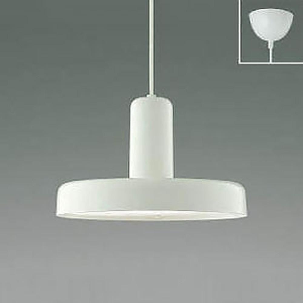 コイズミ照明 LED一体型ペンダントライト フランジタイプ 白熱球100W相当 電球色~昼白色 調光・調色タイプ ファインホワイト AP45883L