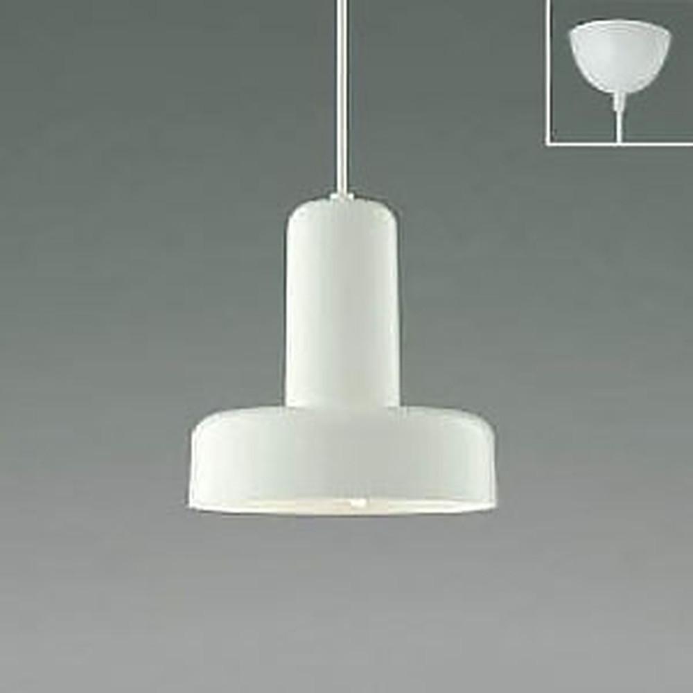 コイズミ照明 LED一体型ペンダントライト フランジタイプ 白熱球60W相当 電球色~昼白色 調光・調色タイプ ファインホワイト AP45885L