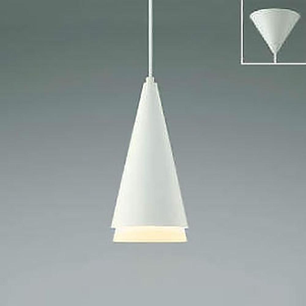 コイズミ照明 LED一体型ペンダントライト フランジタイプ 白熱球60W相当 電球色~昼白色 調光・調色タイプ AP45889L