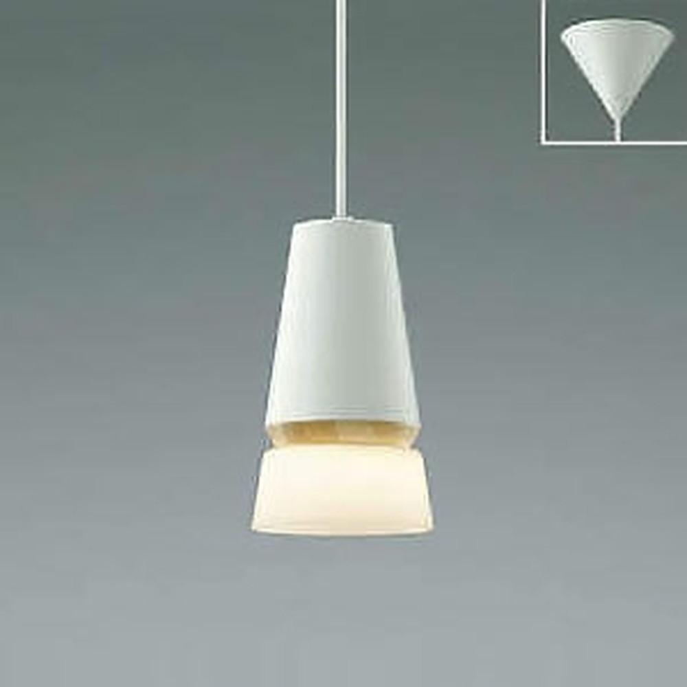 コイズミ照明 LED一体型ペンダントライト フランジタイプ 白熱球60W相当 電球色~昼白色 調光・調色タイプ ナチュラルウッド AP45891L