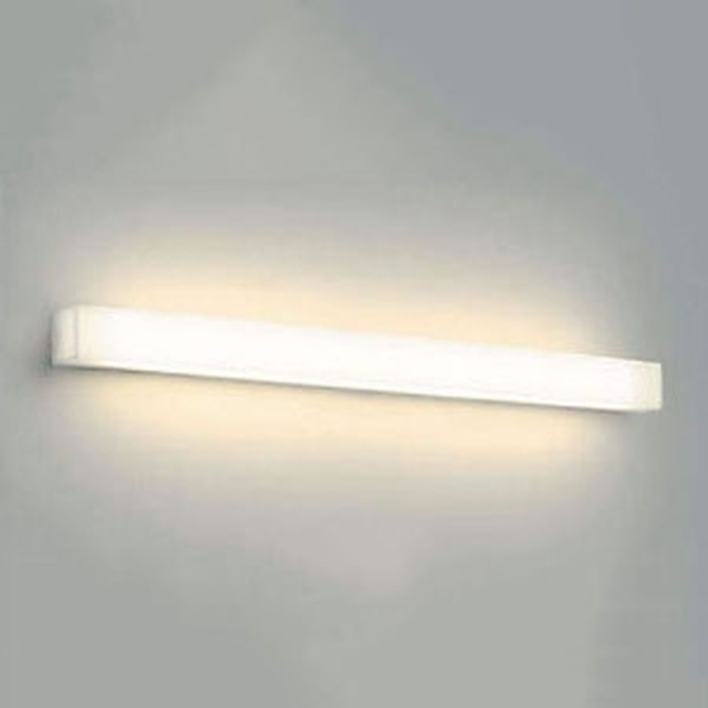 コイズミ照明 LED一体型ブラケットライト 天井・壁面・傾斜天井取付用 FHF32W相当 電球色~昼白色 調光・調色タイプ 乳白 AB45923L