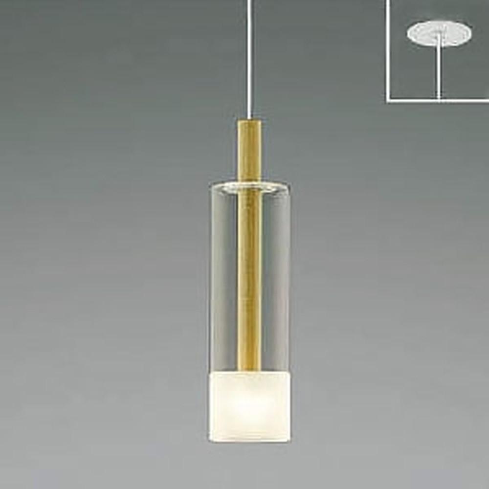 コイズミ照明 LED一体型ペンダントライト 《Maple》 埋込取付タイプ 埋込穴φ75mm 白熱球60W相当 電球色 AP46946L