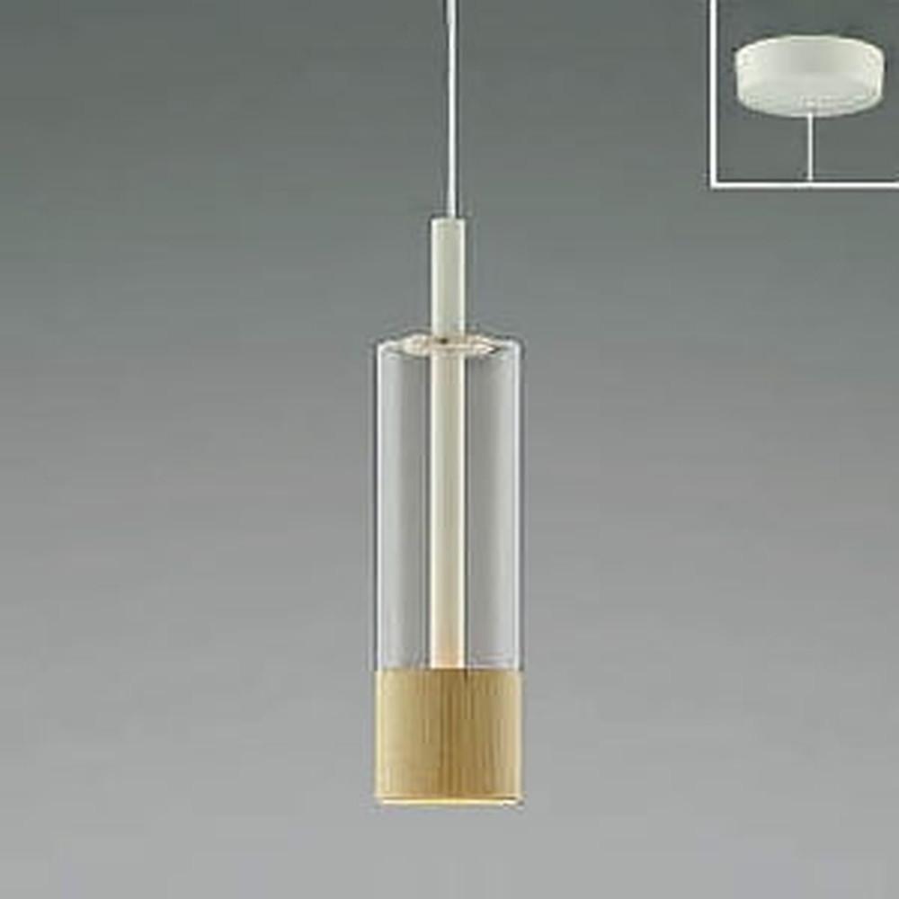コイズミ照明 LED一体型ペンダントライト 《White×MP》 フランジタイプ 白熱球60W相当 電球色 AP46955L