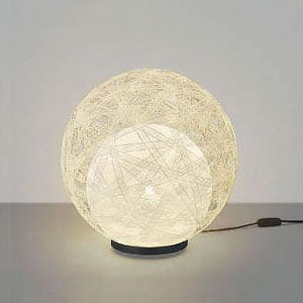 コイズミ照明 LEDスタンドライト 《Ritsuru》 白熱球60W相当 電球色 スイッチ付 AT47456L