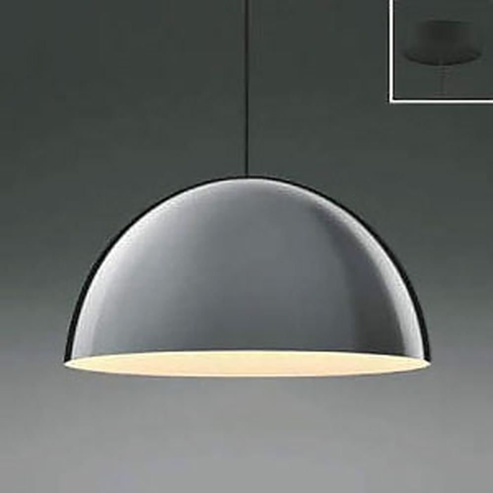 コイズミ照明 LED一体型ペンダントライト 《Chrome》 フランジタイプ 白熱球100W相当 電球色 AP47489L