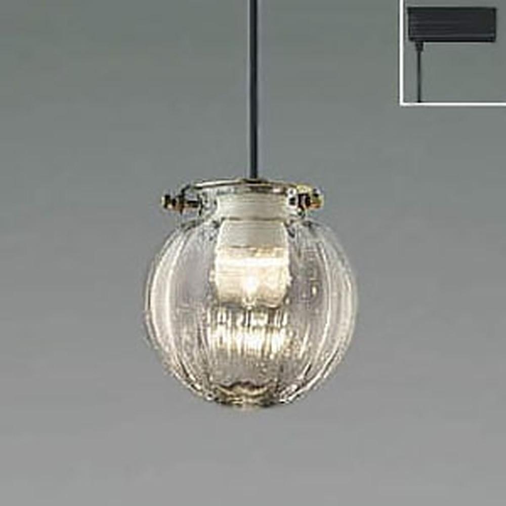 コイズミ照明 LED一体型ペンダントライト 《MICROSGLASS》 ライティングレール取付専用 《MICROSGLASS》 白熱球60W相当 電球色 クリア 調光タイプ 調光タイプ クリア AP47568L, Fairytail:56e75bab --- krianta.com