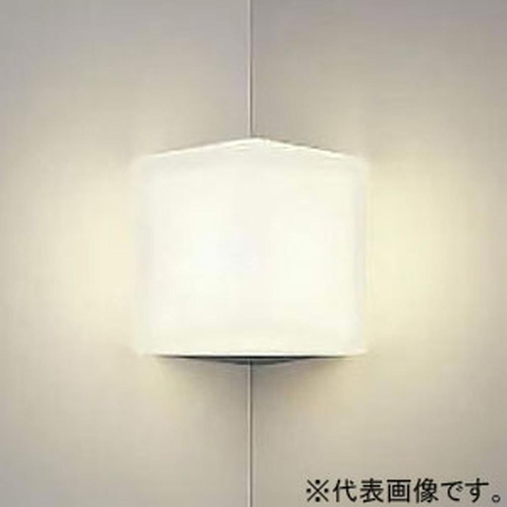 コイズミ照明 LED一体型ブラケットライト 肉厚ガラスタイプ コーナー取付用 白熱球60W相当 温白色 AB48629L