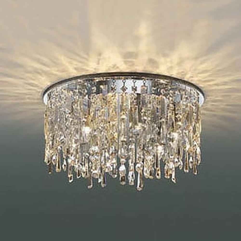 コイズミ照明 LEDシャンデリア 《Lumirosee》 ~6畳用 電球色 AA49336L