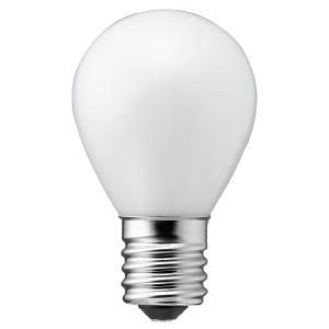 ヤザワ 【ケース販売特価 10個セット】 LED電球 S35ミニランプ形 ホワイトタイプ 15W形相当 電球色 口金E17 LDA1LG35E17WH_set