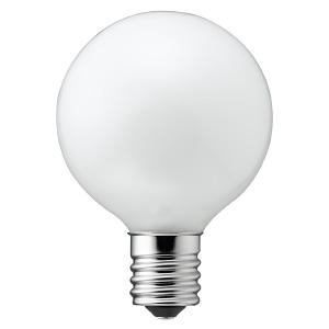 ヤザワ 【ケース販売特価 10個セット】 LED電球 G50ボール形 ホワイトタイプ 25W形相当 電球色 口金E17 LDG2LG50E17WH_set
