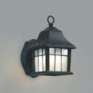 コイズミ照明 LEDポーチ灯 防雨型 白熱球40W相当 電球色 AUE646327