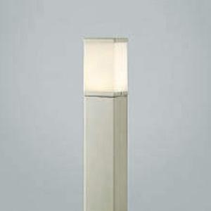 コイズミ照明 LEDガーデンライト 防雨型 白熱球60W相当 電球色 ウォームシルバー AUE664149