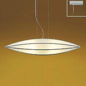 コイズミ照明 LED和風ペンダントライト 《凛》 直付タイプ 白熱球60W×2灯相当 電球色 杉柾・茶色ステイン AP35759L