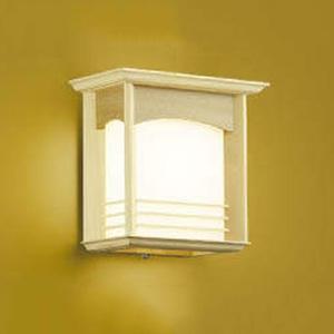 コイズミ照明 LED和風玄関灯 防雨型 白熱球40W相当 電球色 AU37698L