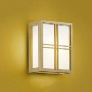 コイズミ照明 LED和風玄関灯 防雨型 白熱球40W相当 電球色 AU37700L
