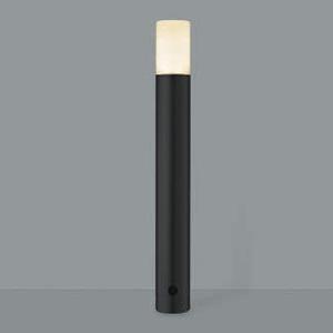 コイズミ照明 LEDガーデンライト 防雨型 白熱球60W相当 電球色 黒 AU37726L
