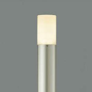 コイズミ照明 LEDガーデンライト 防雨型 白熱球60W相当 電球色 ウォームシルバー AU37728L