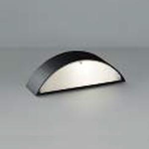 コイズミ照明 LED門柱灯 防雨型 壁面・門柱取付用 両面照射タイプ 白熱球40W相当 電球色 黒 AU38605L